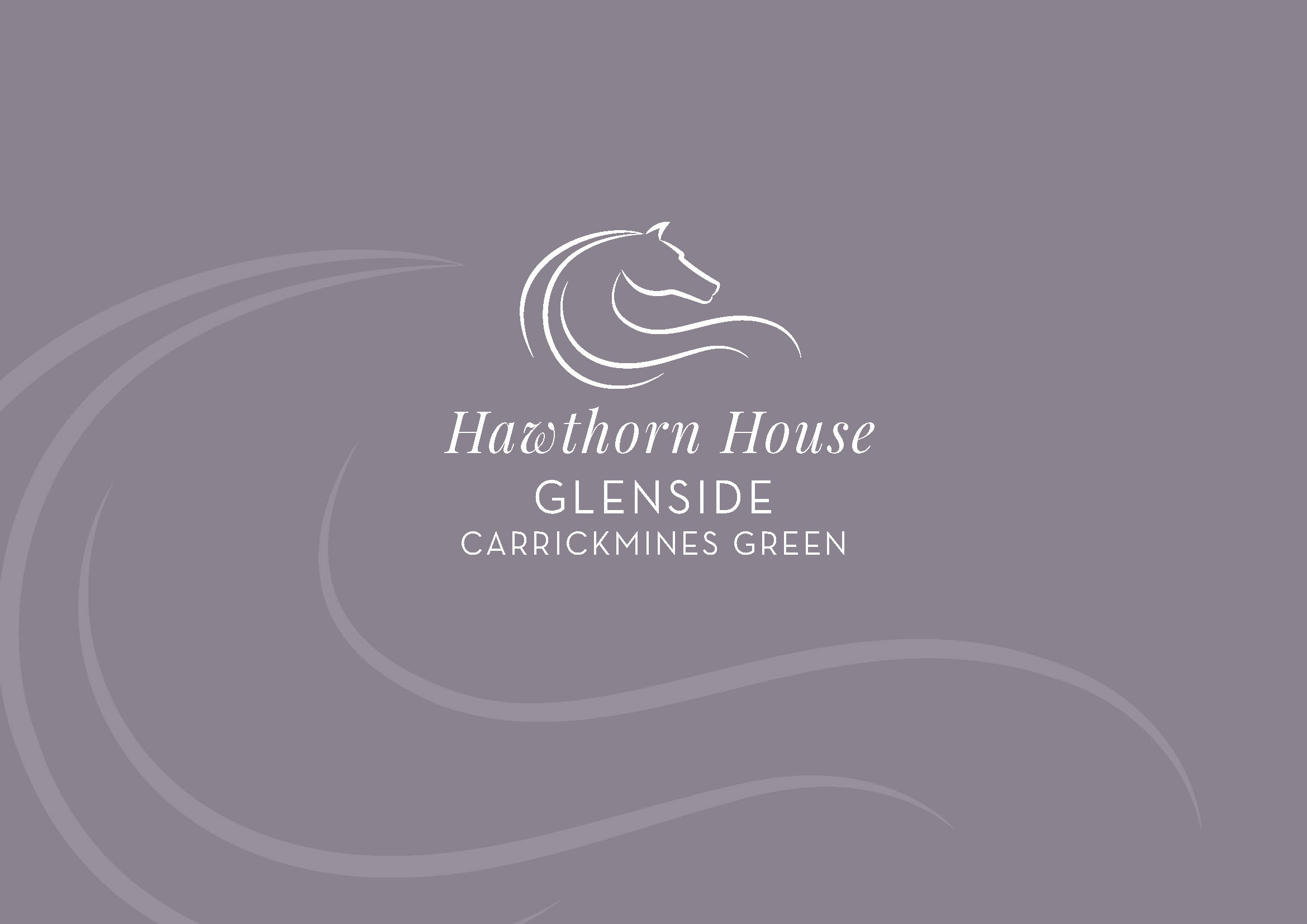 Pages from Hawthorn House Brochure