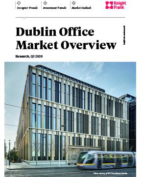 Dublin Office Market Overview Q3 2020 Cover