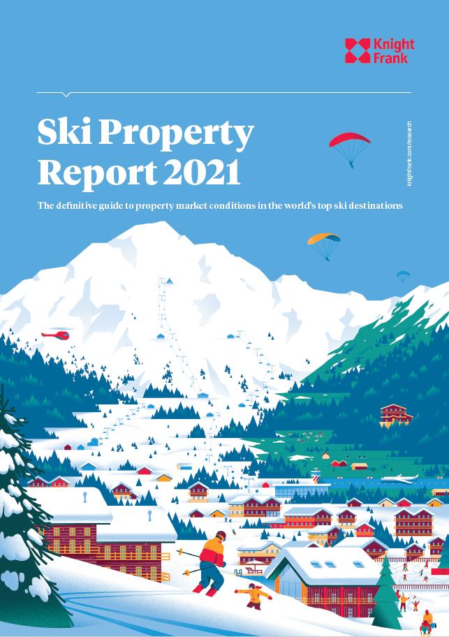 Ski Report Cover