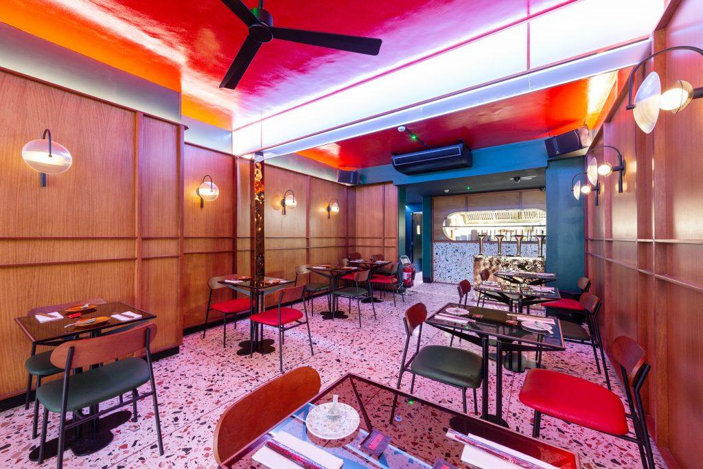 16 Aungier Street Restaurant