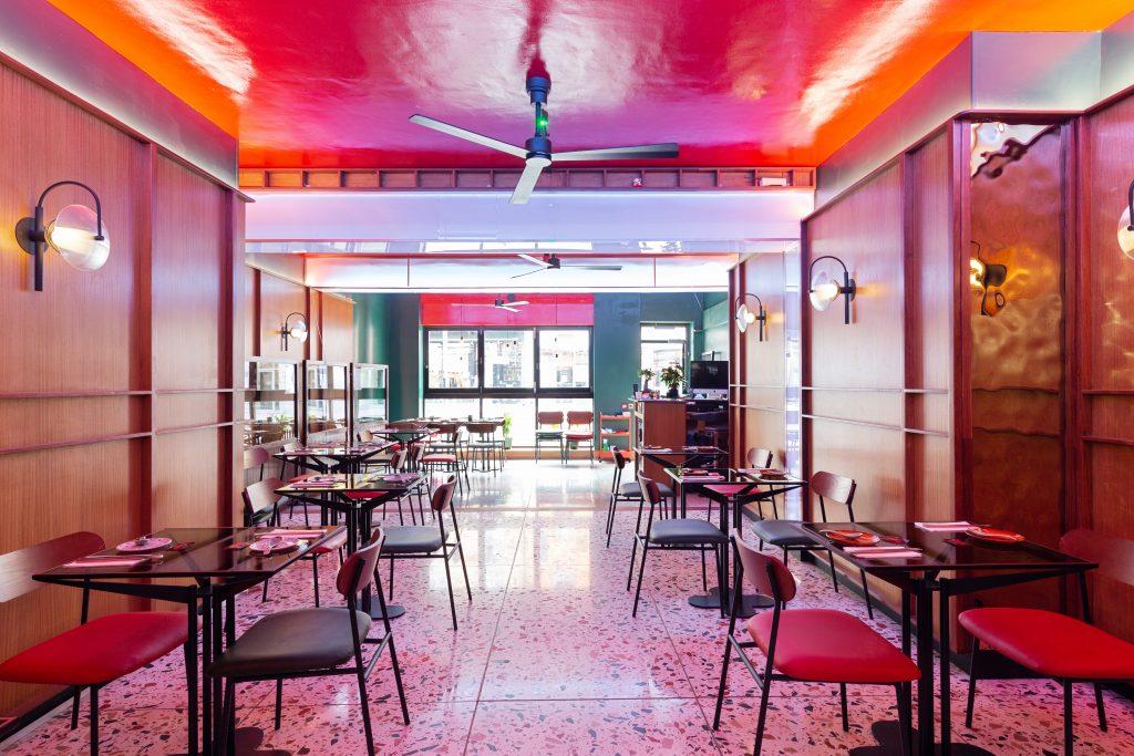 16 Aungier Street Restaurant 1