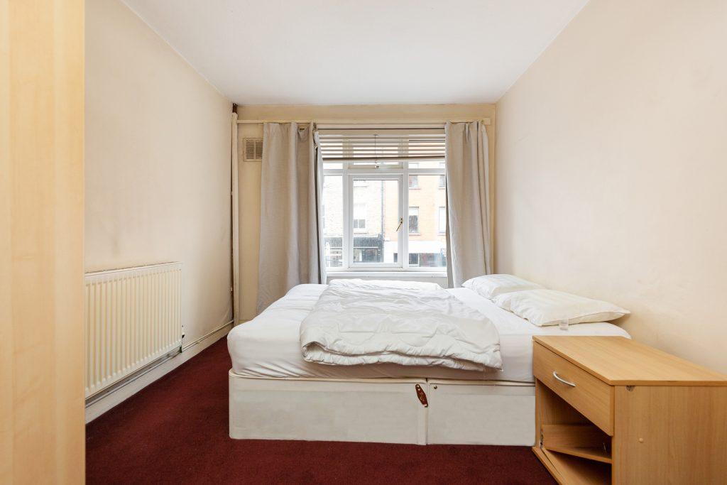 Aungier Street Bedroom