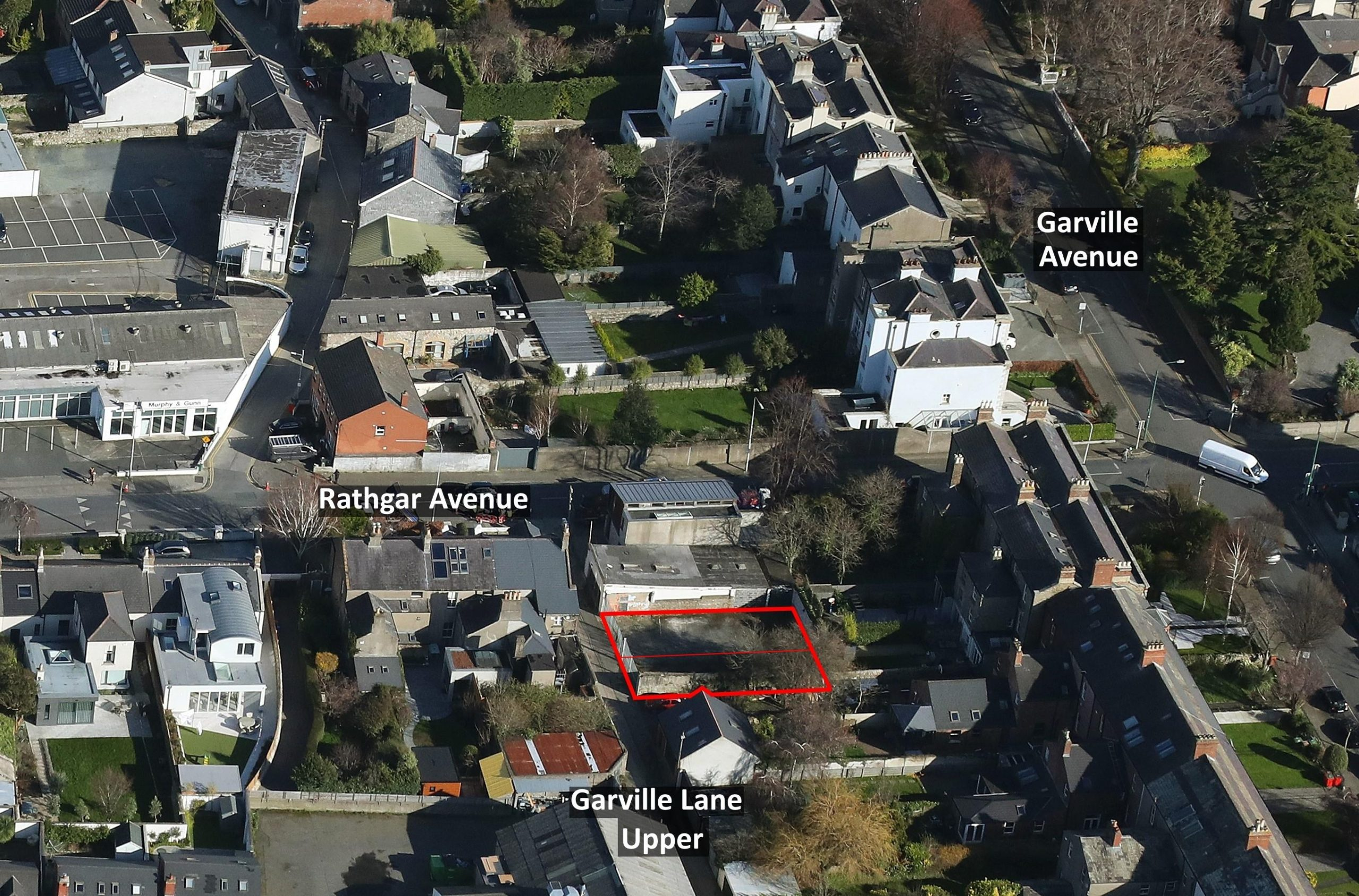 Mews Site Garville Lane Upper, Rathgar Avenue, Dublin 6