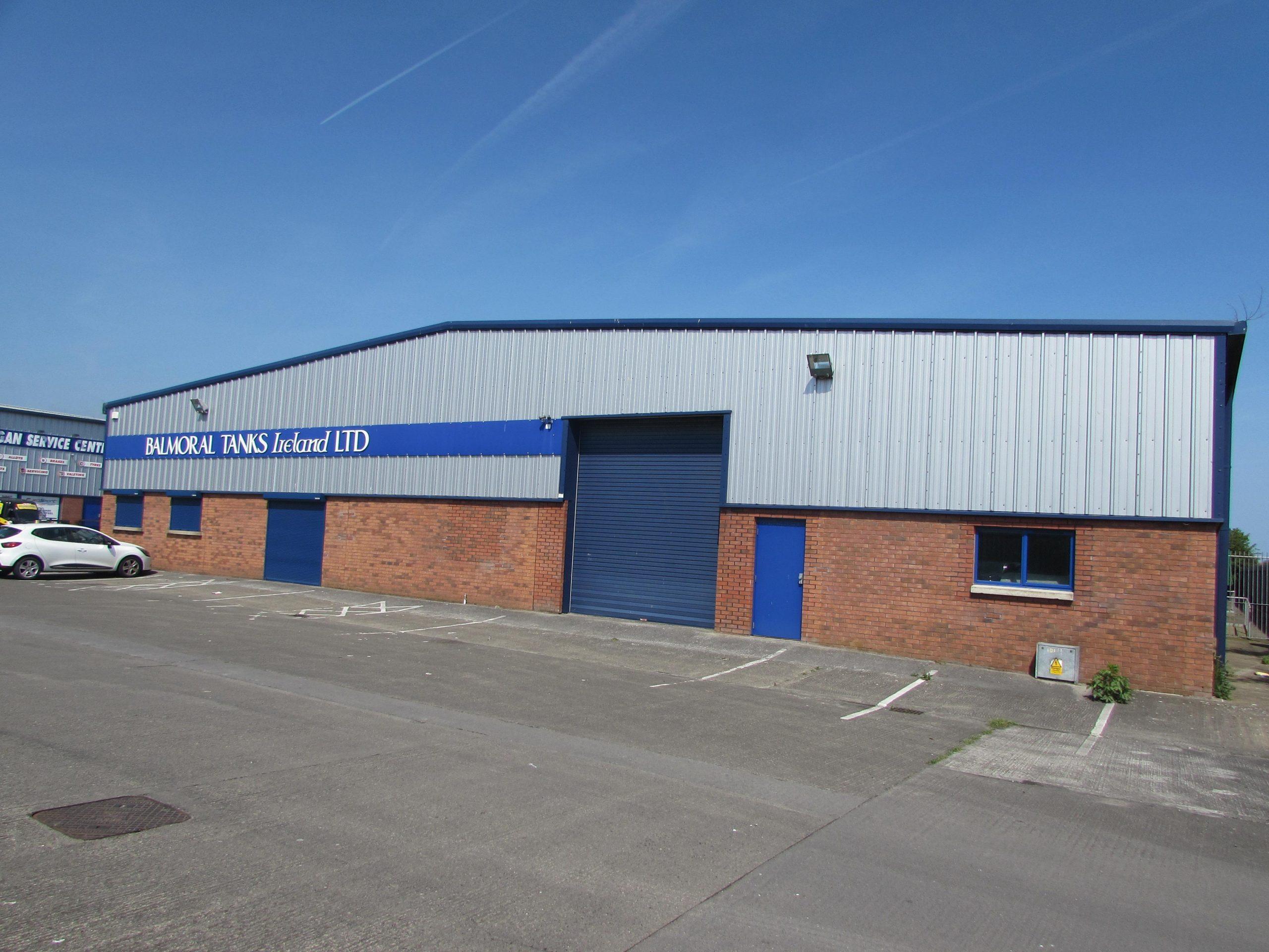 KVS Business Park, Stephenstown Industrial Estate, Balbriggan, Co. Dublin