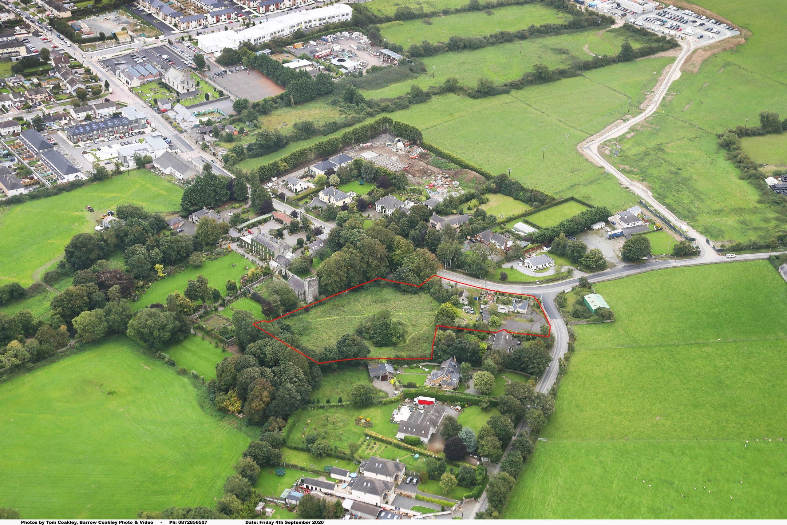The Former McEvoys Public House and Lands, Main Street, Newcastle, County Dublin