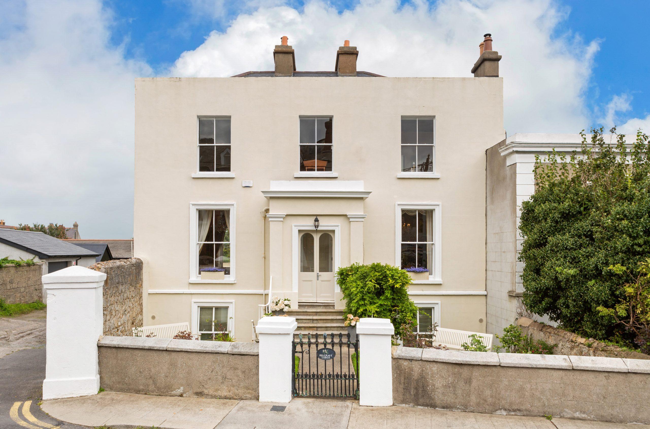 Belgrave Lodge, 1 Belgrave Terrace, Monkstown, Co. Dublin