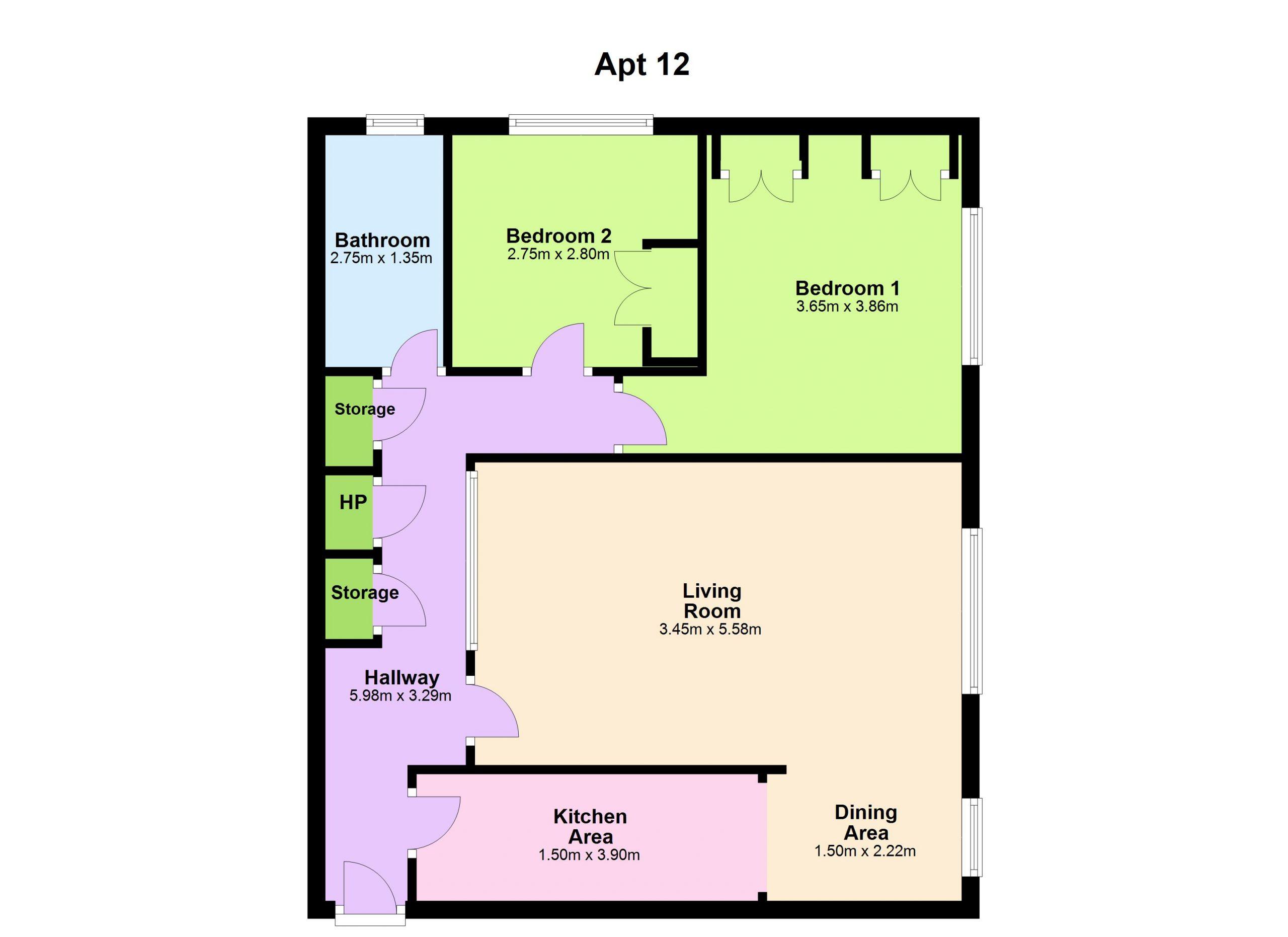 33594_R_2_0_12 Rosevale Apartments 64-3