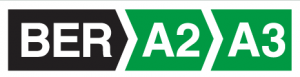 A2A3 BER