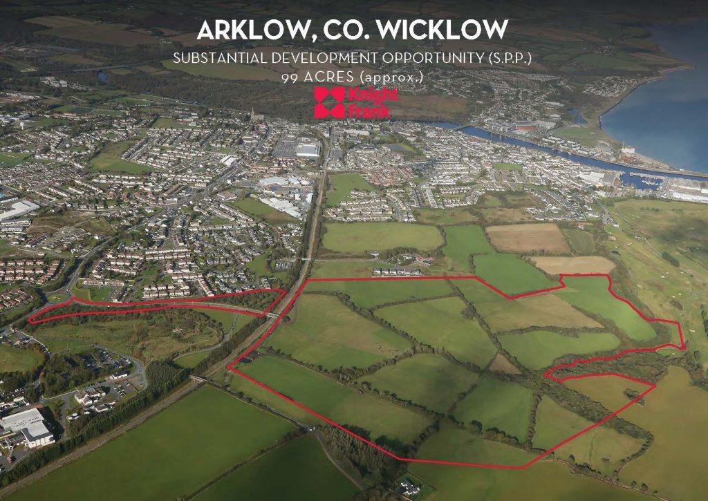 Arklow brochure image