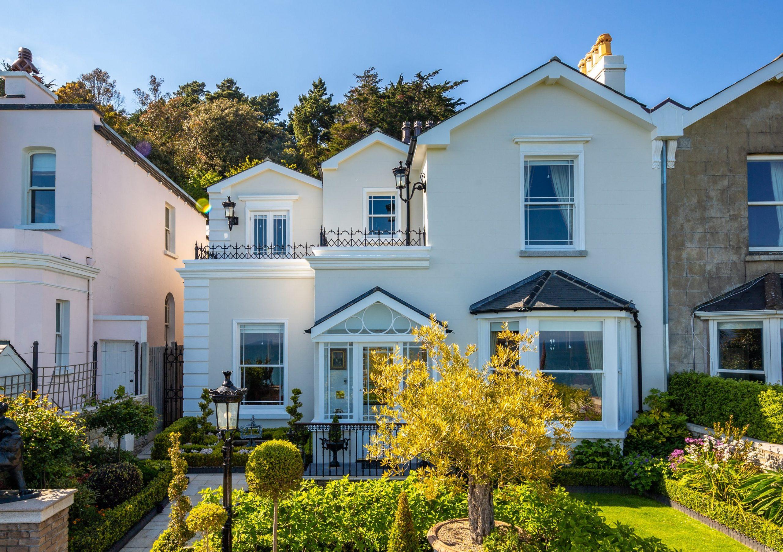 Villa Belvedere, Vico Road, Dalkey, Co. Dublin