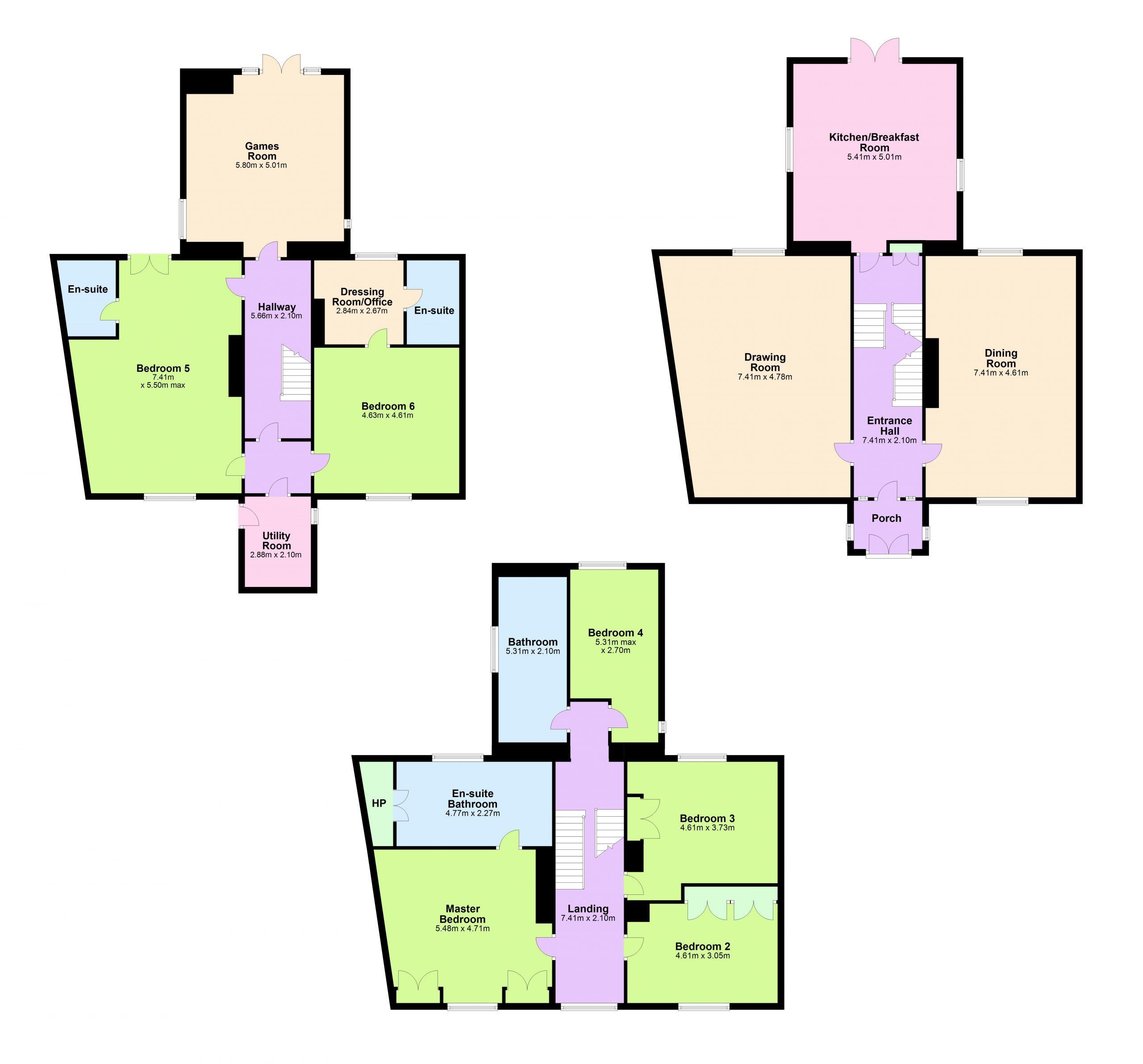 Final Floorplan