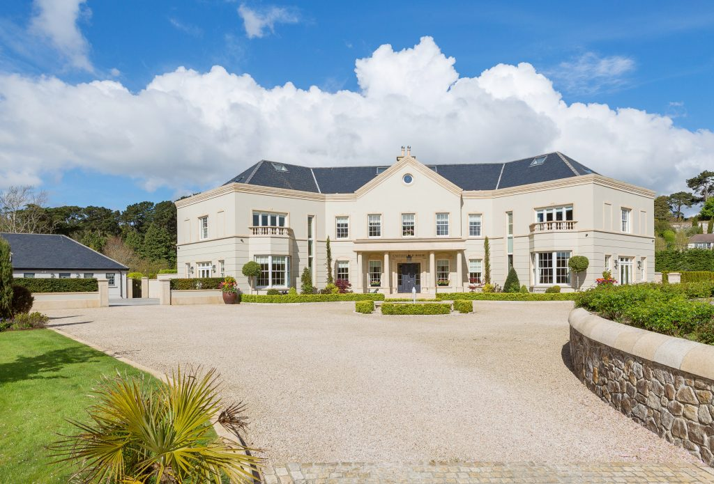 Castlefield House, Convent Road, Delgany, Co. Wicklow
