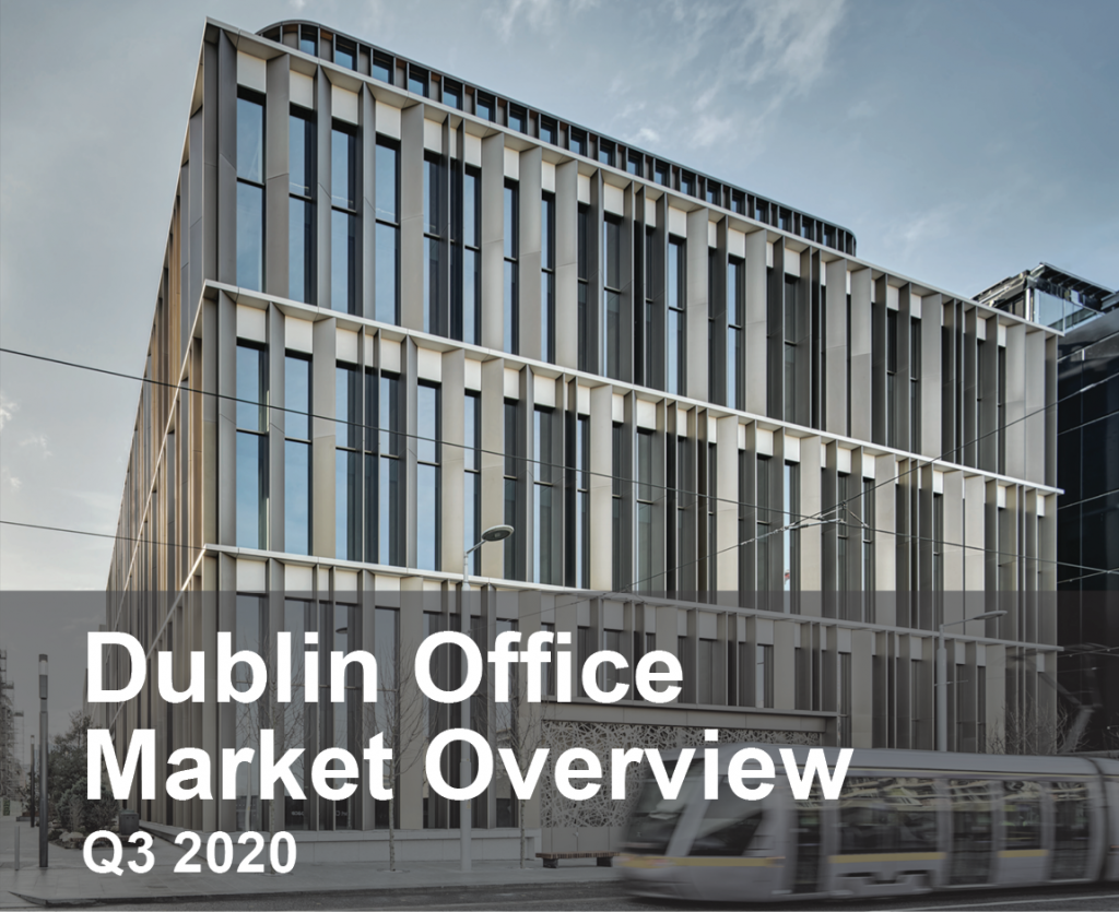 Dublin Office Market Overview Q3 2020