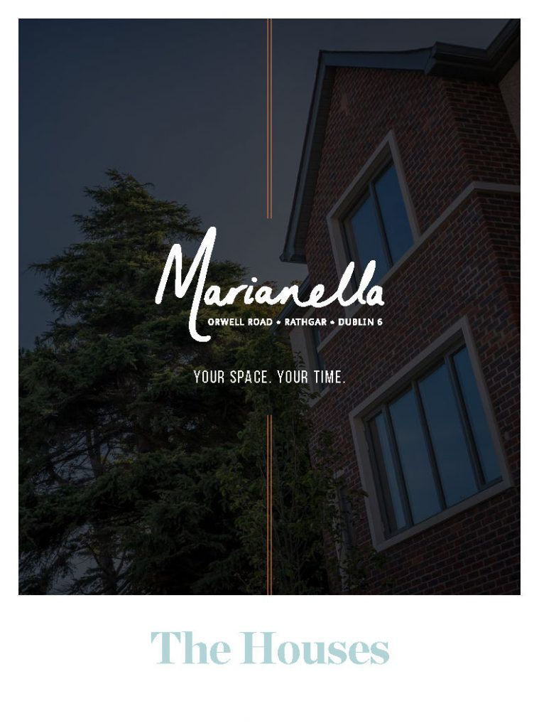 Marianella Brochure March 2018 - The Houses