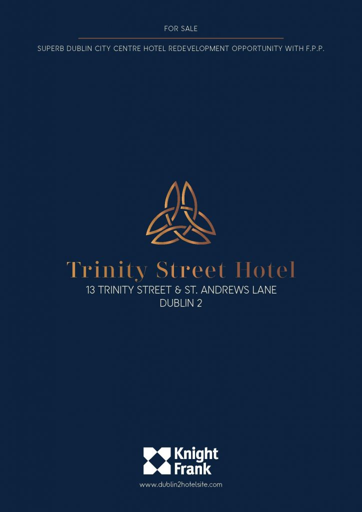 Pages from 13 Trinity Street & St Andrew's Lane, Dublin 2 - Brochure