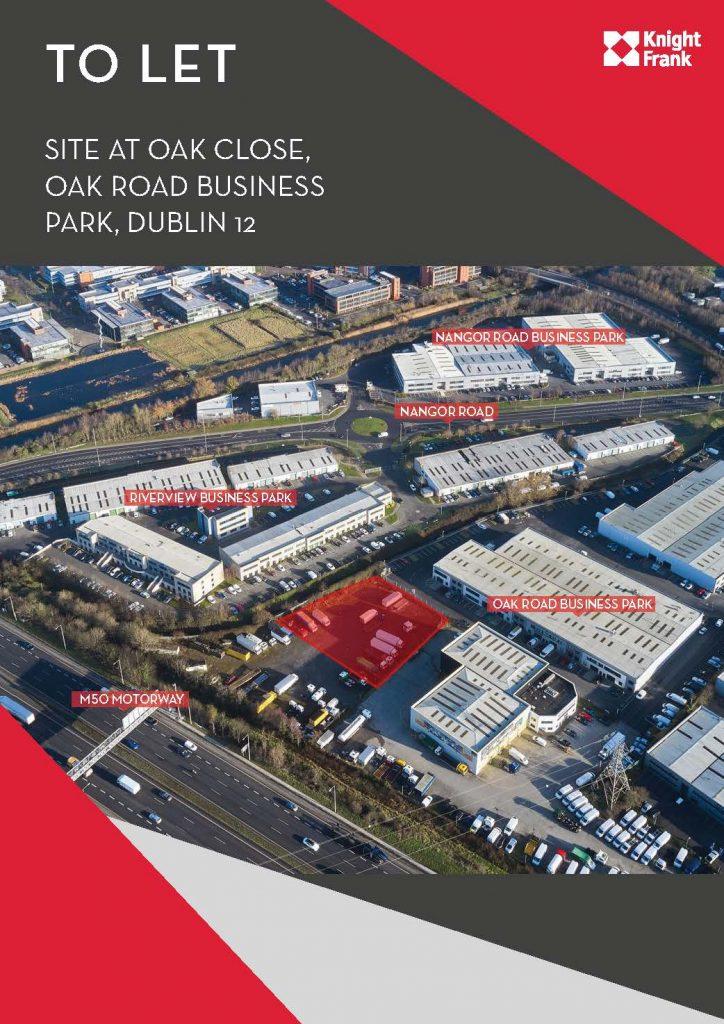 Pages from Brochure - Site at Oak Close, Oak Road Business Park, Dublin 12