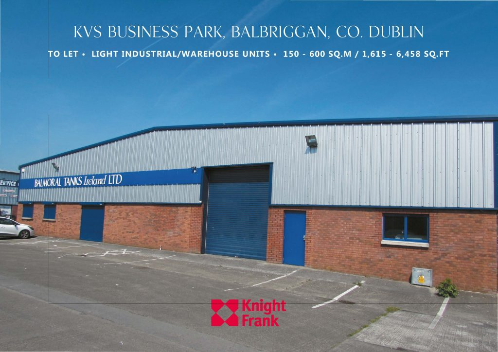 Pages from KVS Business Park, Balbriggan, Co. Dublin - Brochure