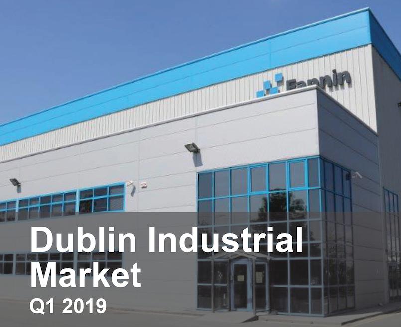 Dublin Industrial Market Q1 2019