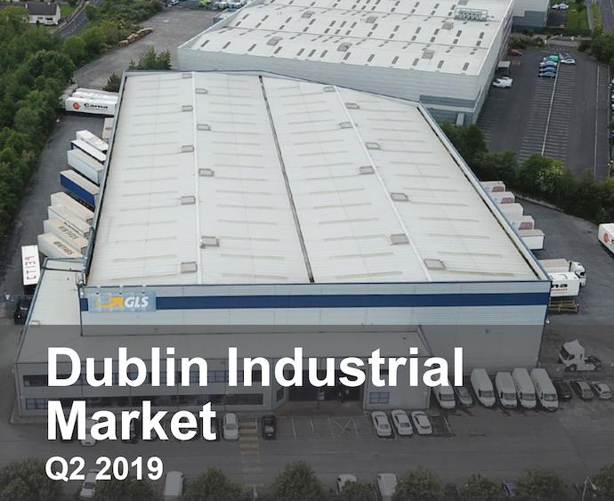 Dublin Industrial Market Q2 2019