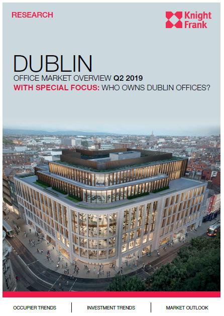 Dublin Office Market Report Q2 2019