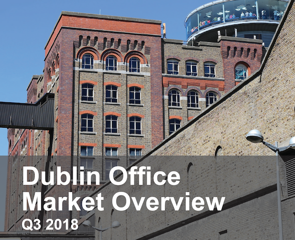 Dublin Office Market Overview Q3 2018