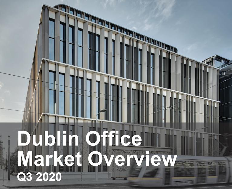 Dublin Office Market Overview - Q3 2020