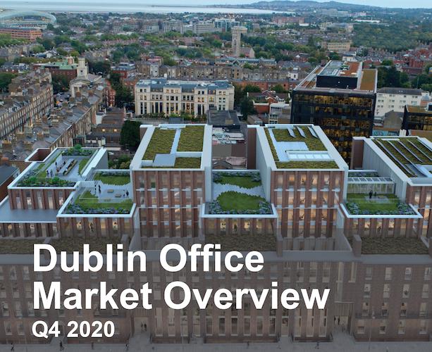 Dublin Office Market Overview - Q4 2020