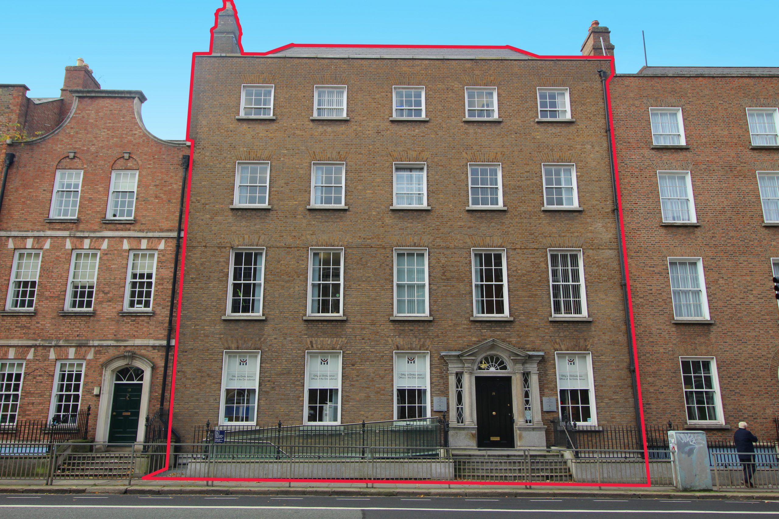18 Lower Leeson Street, Dublin 2