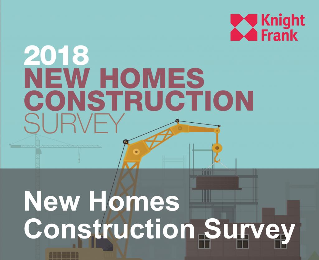New Homes Construction Survey - 2018