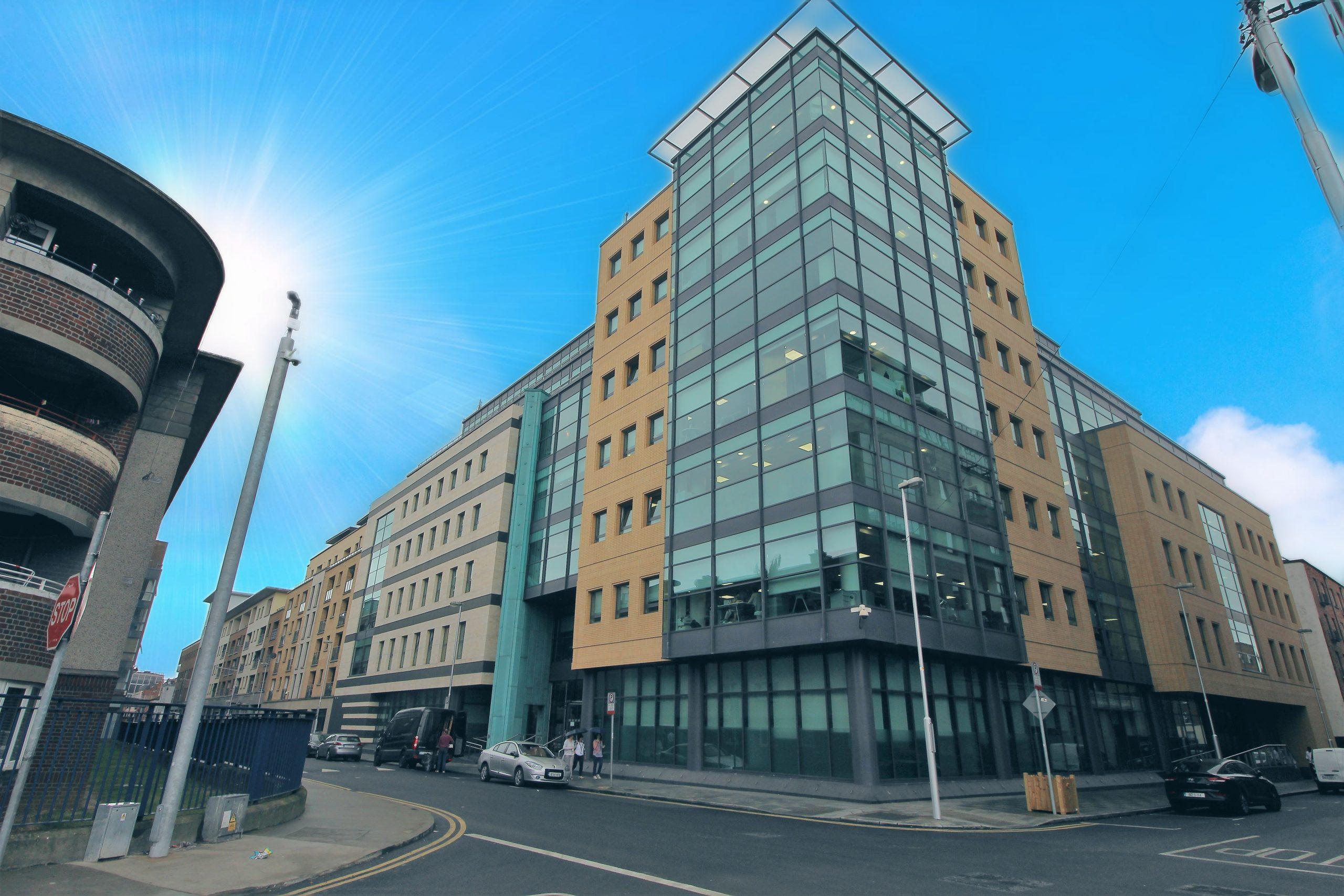 Metropolitan Building, James Joyce Street, Dublin 1