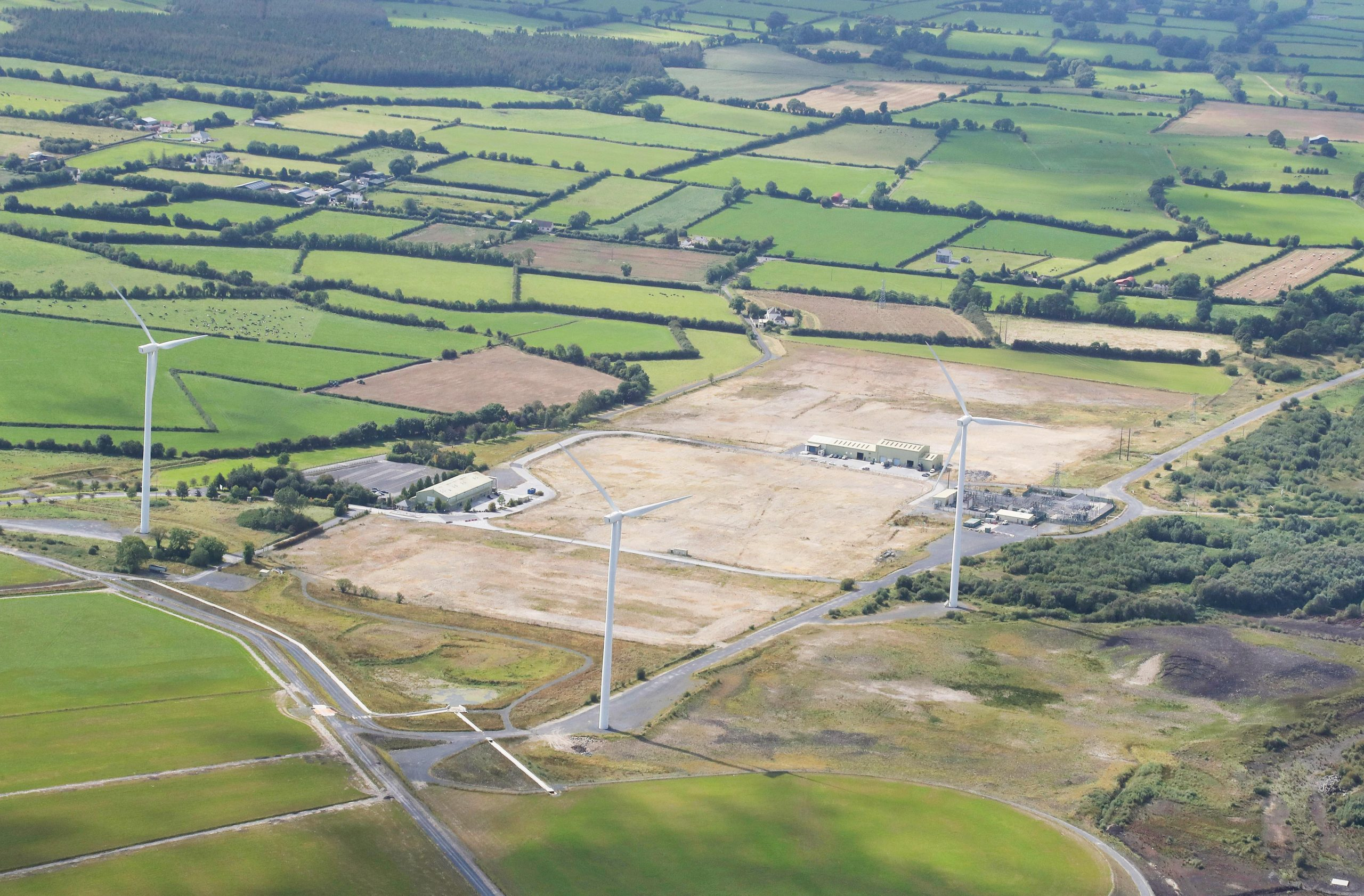 Lisheen Industrial Lands, Co. Tipperary