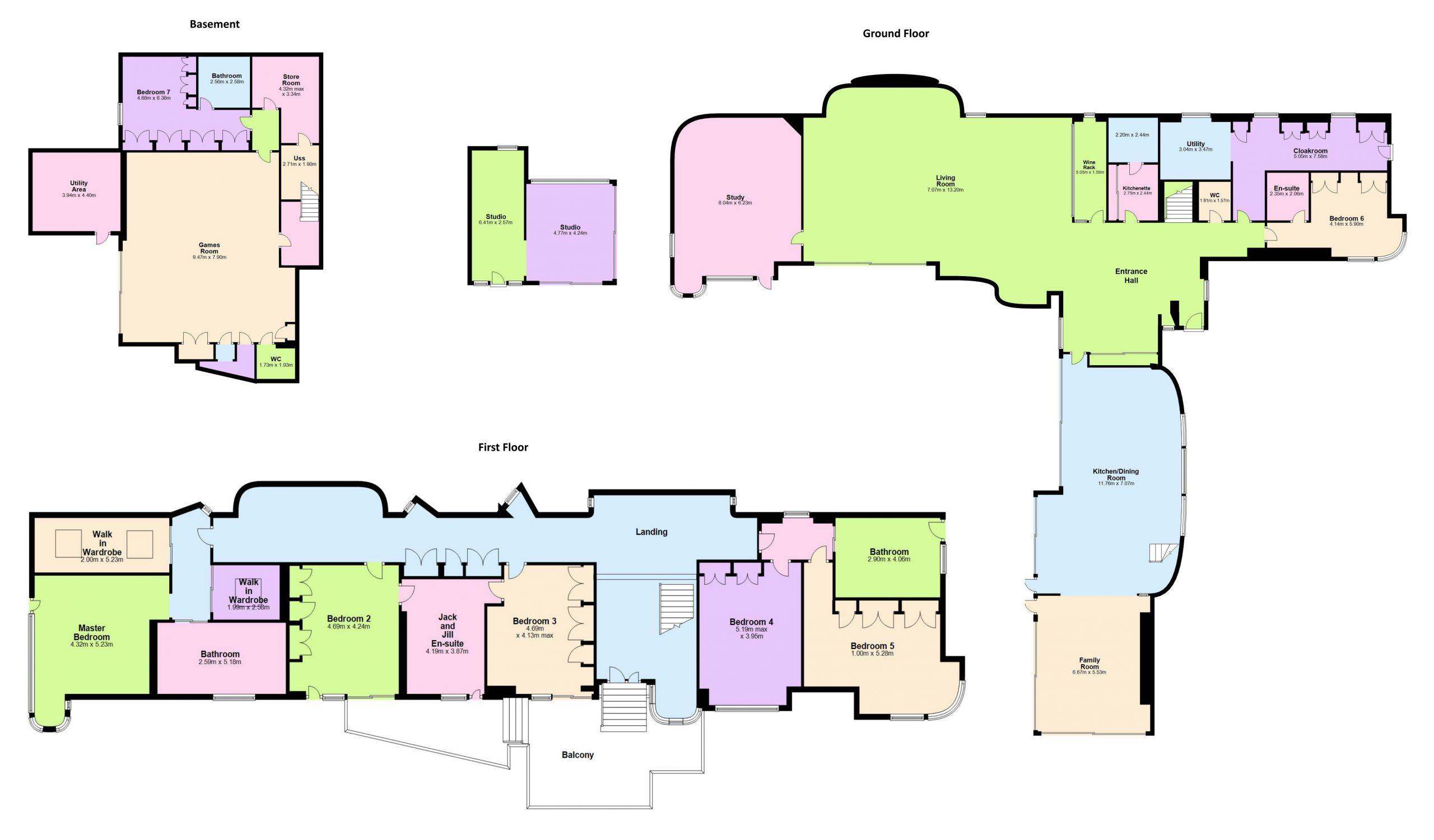 Merged Floorplan