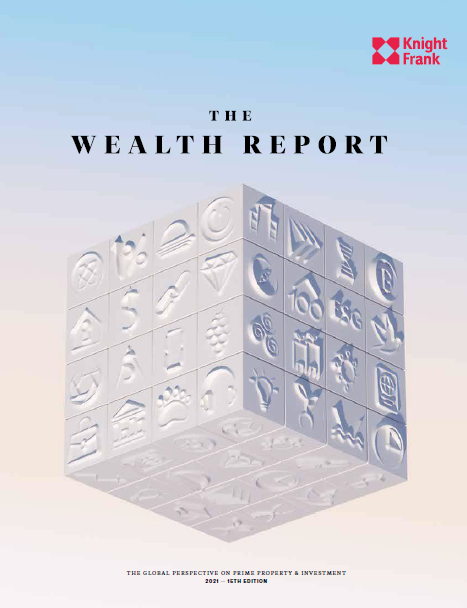 The Wealth Report Cover