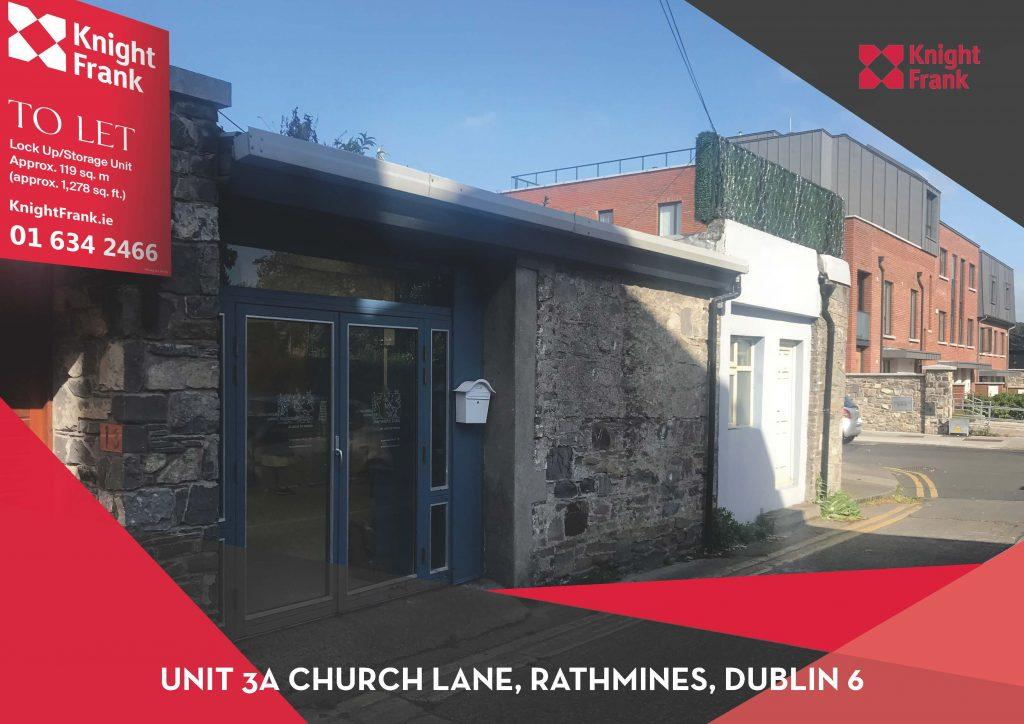 U3A Church Lane, Rathmines, Dublin 6