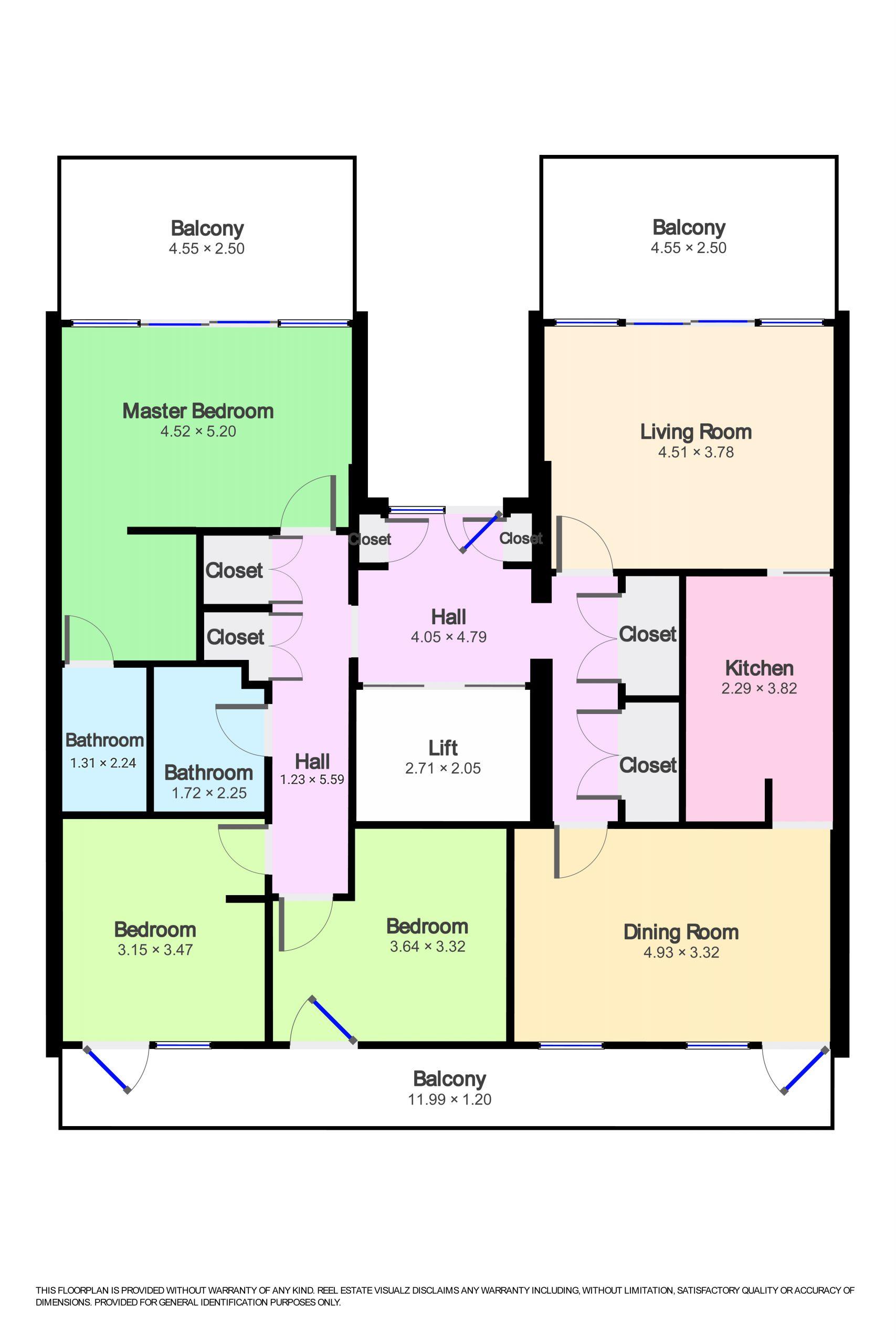 183 Crosbie s Yard - 5th Floor