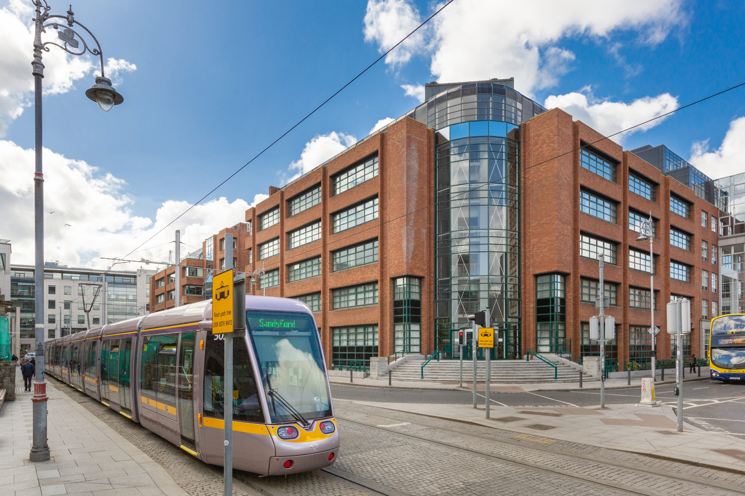 Europa House, Harcourt Centre,  Harcourt Street,  Dublin 2, D02 WR20