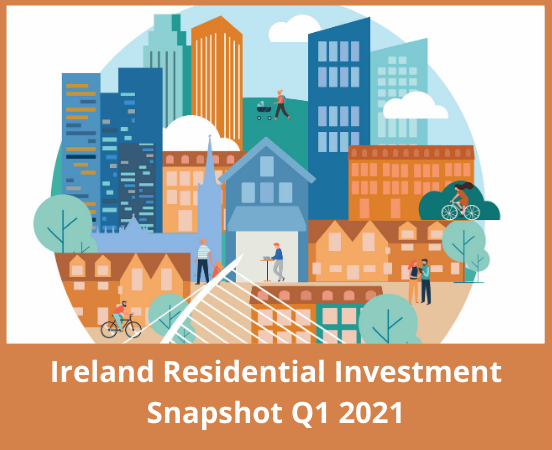 Residential Investment Snapshot Q1 2021