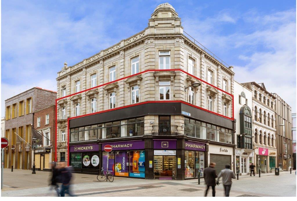 21-22 Grafton Street, 2nd Floor  Grafton Street, Dublin