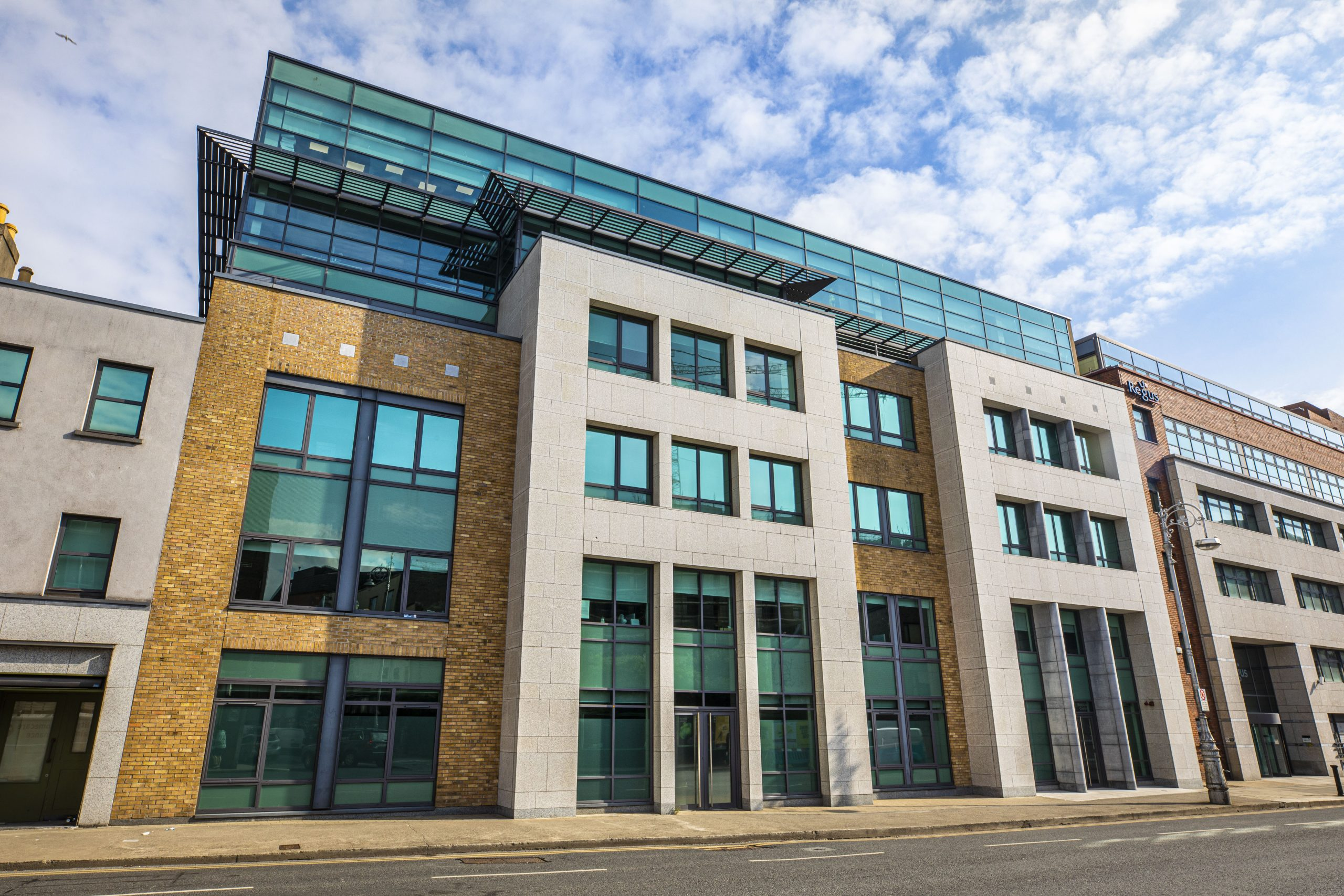 Ground Floor, Block 5 Harcourt Centre, Dublin 2
