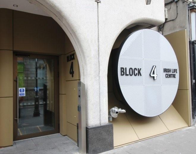 Irish Life Centre (Block 4), Dublin 1