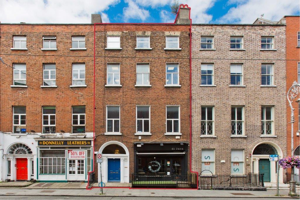 10 Harcourt Street & 10/11 Montague Lane, Dublin 2