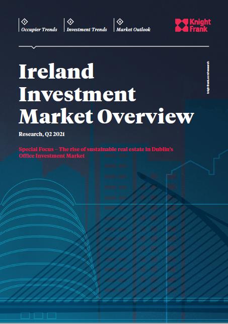 Dublin Investment Market Report Q2 2021