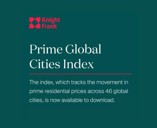 Prime Global Cities Index Q2 2021