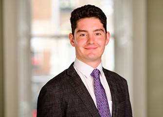 Welcome to the team – Daniel Foreau, Surveyor