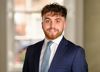 Welcome to the team – Dylan Bannon, Graduate Surveyor