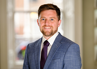 Welcome to the team – Simon Hollywood, Property Manager
