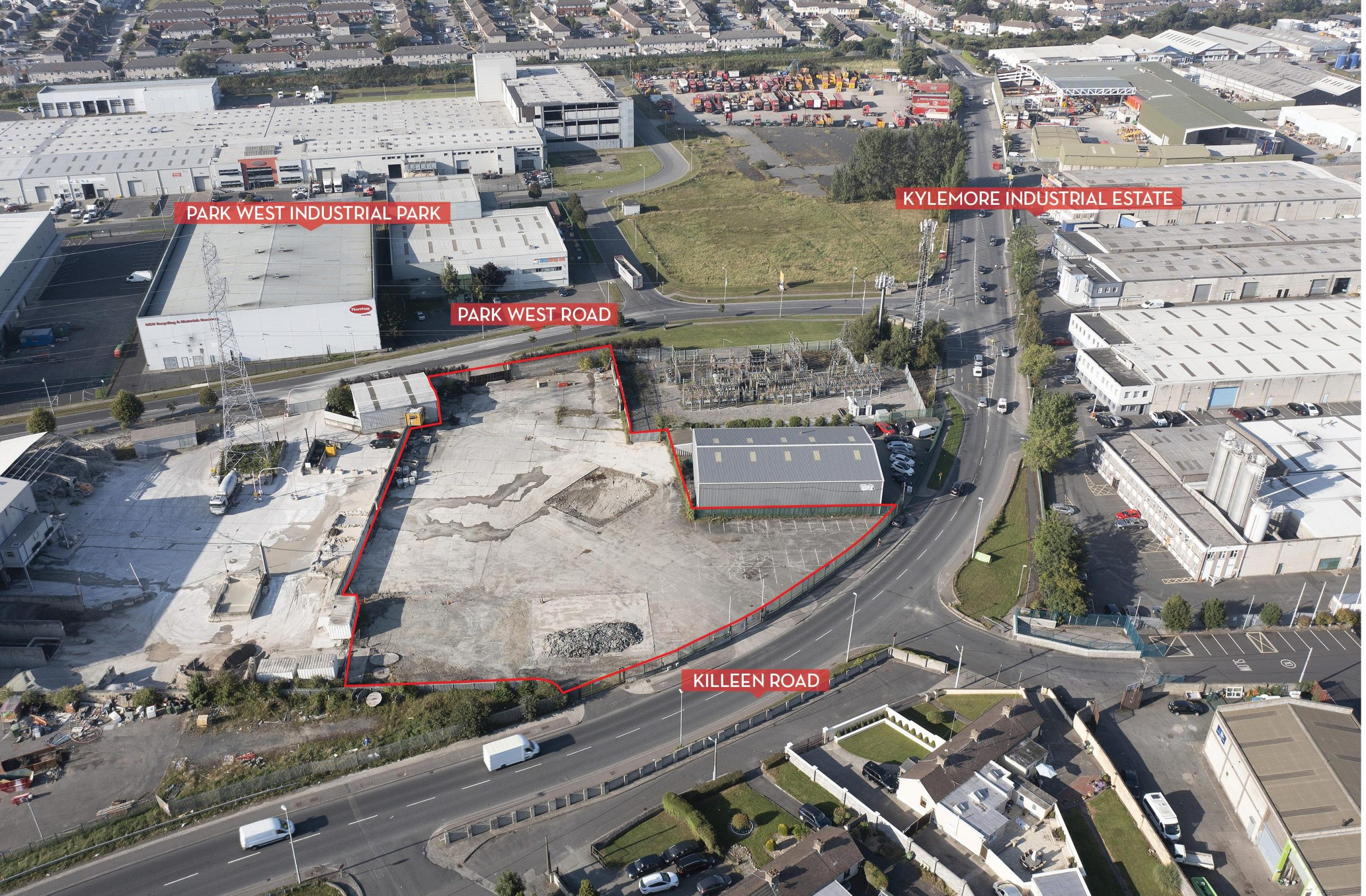 1.4 acres at Killeen Road, Cherry Orchard,  Dublin 10