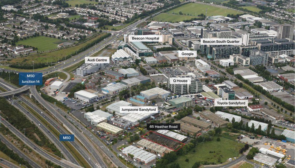 Unit 65 Heather Road, Sandyford Business Park, Sandyford, Dublin 18