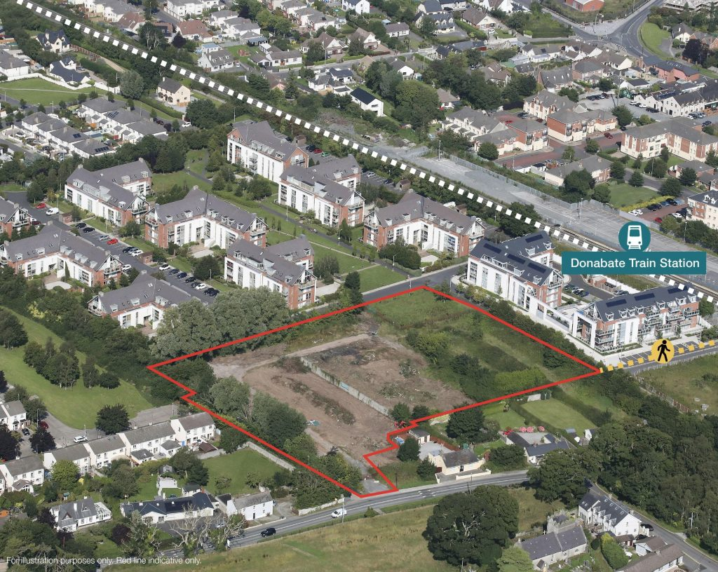 Lands at Turvey Avenue, Donabate, Co. Dublin