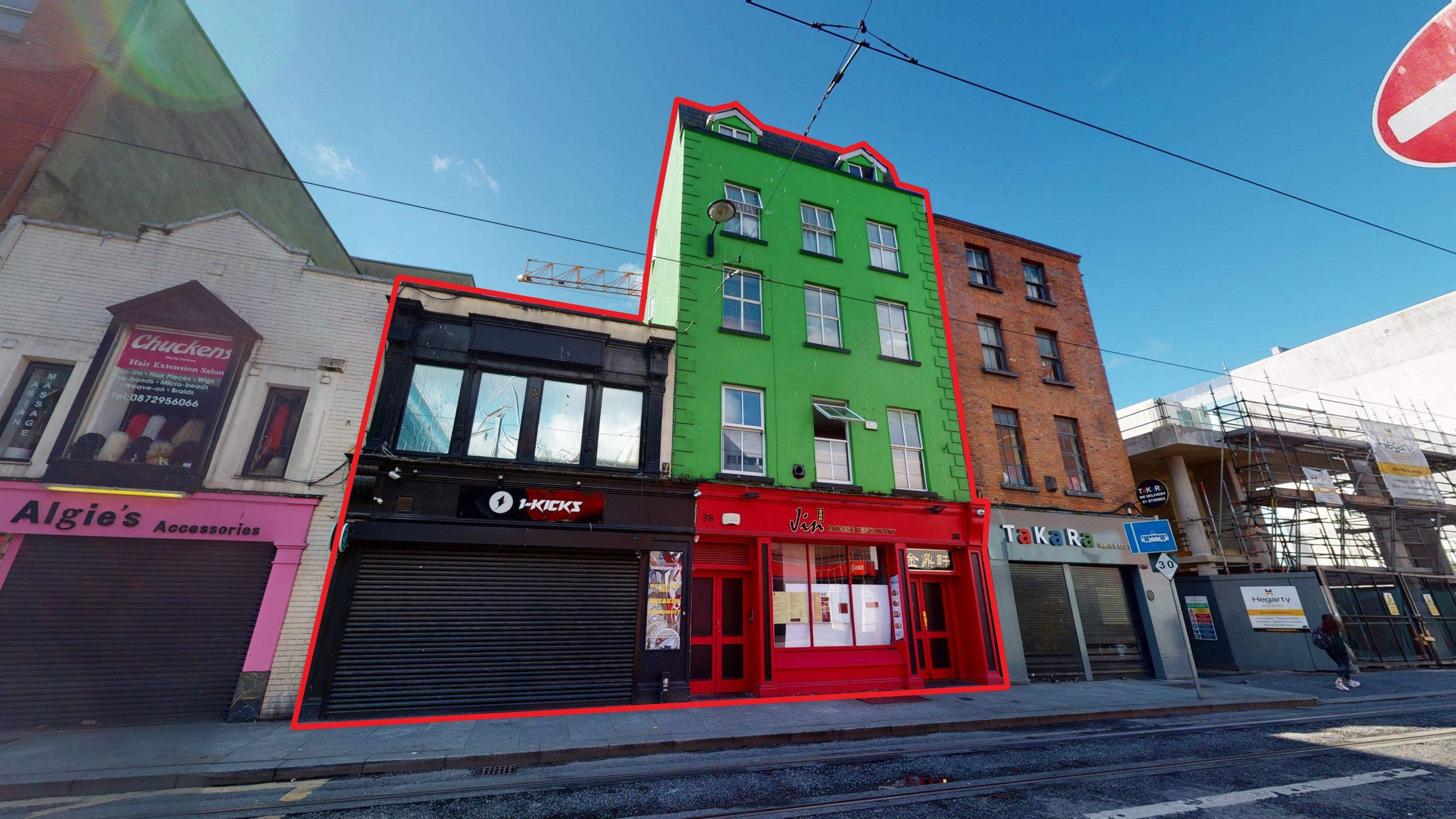 38/39 Abbey Street Upper & 20 Liffey Street, Dublin 1